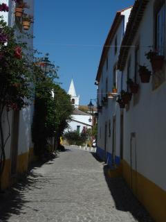 Beautiful Obidos 10 mins away