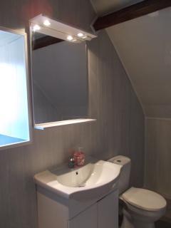 second bathroom on first floor