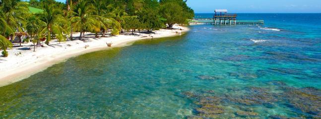 lugn och avskildhet på treasure beach
