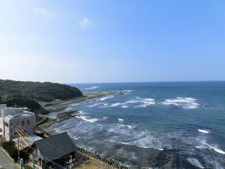 Ocean View Taro's Accommodation in Ashiya