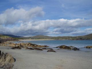 Derrynane our favourite beach