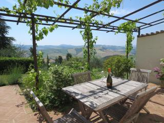 Beautiful Tuscan Independent Cottage With Views, San Casciano dei Bagni