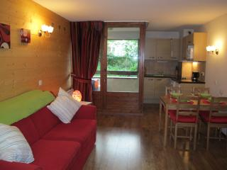 Luxurious Studio Ski Apartment, Brides-les-Bains