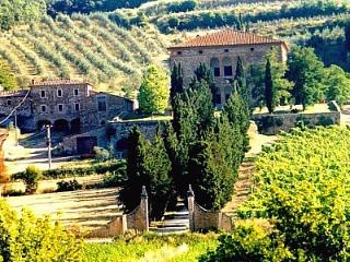 1 bedroom Villa in Rapolano Terme, Tuscany, Italy : ref 5228367