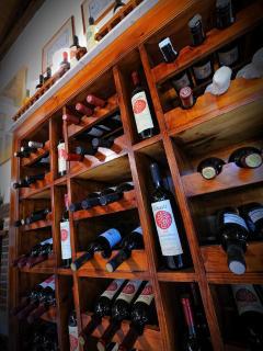 Wine cava