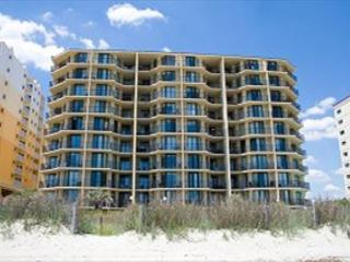 Beautifully Decorated and Well Kept oceanfront condo sleeps 6, North Myrtle Beach