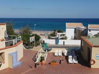 Beachfront holiday apartment, Costa Calma
