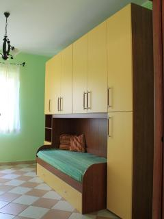 'Ortensia' - two single beds room
