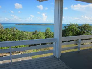 Secluded  Beachfront Home in Eleuthera, Bahamas