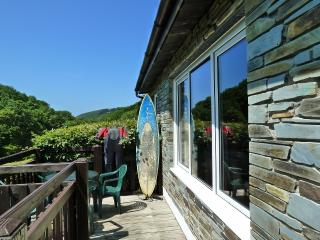 Parada Cottage, Mineshop, Crackington Haven, Bude Cornwall, Dog Friendly Cottage