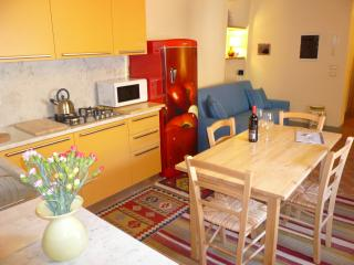 City centre apartment in the heart of Lucca with free wi-fi and air cond. !