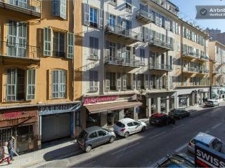Stay In The Heart of Nice, 2 bedroom apartment