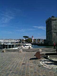 La Rochelle packed full of sea view Restaurants & Bars