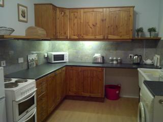 Newly revamped kitchen