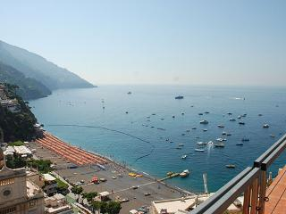 3 bedroom Apartment in Positano, Positano, Amalfi Coast, Italy : ref 2230573