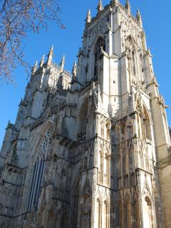 York Minster-5 minutes walk