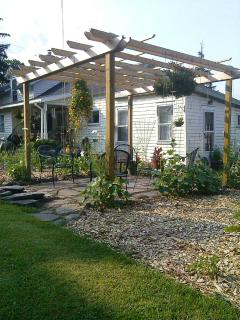 Pergola ...New this season !!