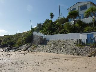 The Beach House Absolute Beach + Sea Front +wifi, Lelant