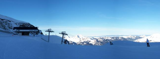 View from Avoriaz