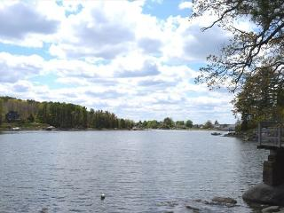 Water's Edge: Direct waterfront on picturesque Goose Cove with dock, Gloucester