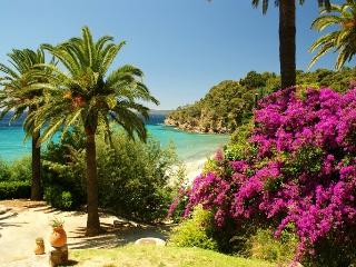 Beautiful villa short stroll beach,amazing seaview, Le Rayol-Canadel