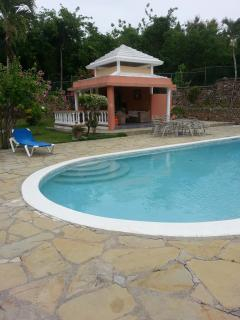 townhouse in gated project with beautiful poolarea, Sosua