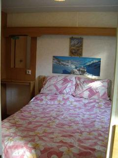 Holiday home Main bedroom(Double bed)