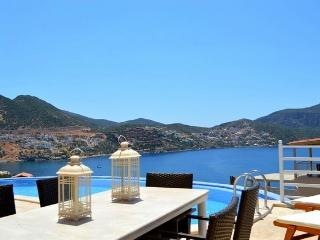 Villa Safir - Kalkan villa with 3 bedrooms, private pool and amazing sea views