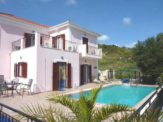 VILLA KEF. Excellently situated in a location chosen by us and built for us for holiday letting.