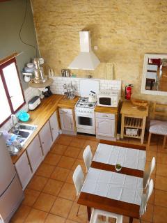 Kitchen La Dominique