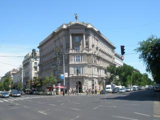 Andrassy2 Apartment - Luxury, fireplace, free Wifi, Budapest
