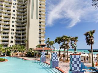 Shores of Panama 1405- Beach Front Studio for 4-Great Amenities - Book Today, Panama City Beach