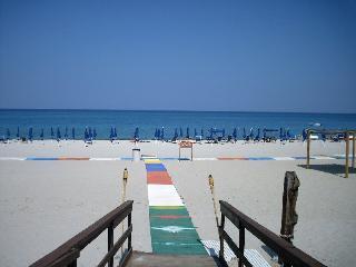 Isca marina, Soverato, Italy