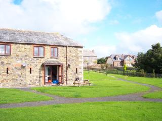 Calf cottage