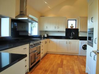 Kitchen/diner - Range cooker, granite worktops