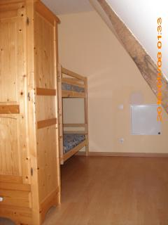 4 bedded room bunk beds