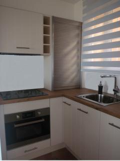 Kitchen renovated 2014