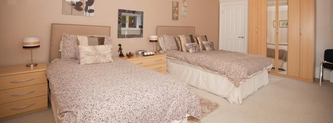 Family Bedroom with Double and Single Beds
