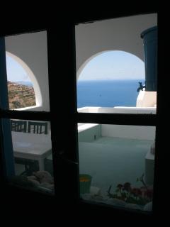 Internal View of the Veranda