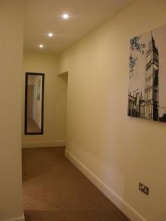 Apartment #5 Hallway