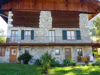 Magnifique maison Les Chanterelles à Montmin, Annecy