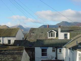 The Causey View (view from bedroom window of Causey Pike)