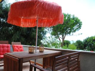BLULATTE romantic apartment with sea view, Valledoria