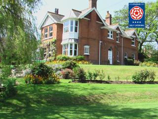 Knowles, superb detached Victorian country house, large grounds nr Lyme Regis.