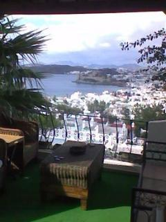 View from the balcony 1