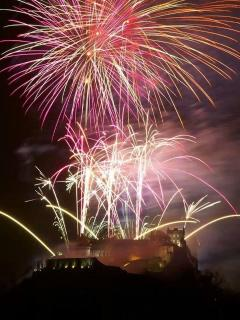 Hogmanay Celebrations at Stirling Castle