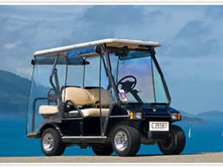 Complimentary buggy during your stay
