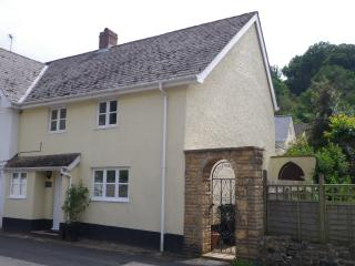 Orchid Cottage in Axmouth village (Jurassic Coast)