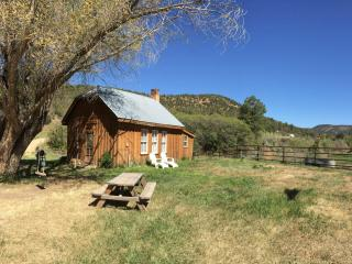 Cherry Creek Mountain Ranch, School House, Durango