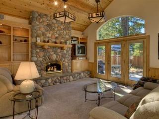 Stunning 3BR South Lake Tahoe Home w/Game Room & Private Hot Tub - 3 Blocks to Lake Tahoe!